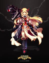 Armor Blitz - Karl-Gerat Thor