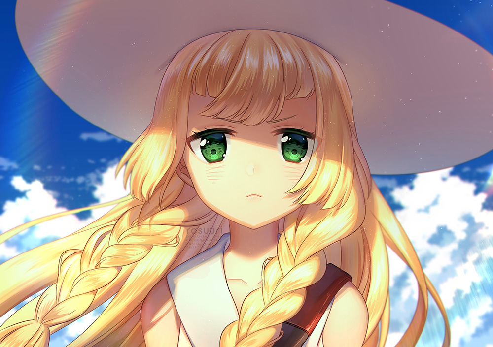 Hello Lillie By Rosuuri On Deviantart