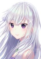 Emilia by Rosuuri