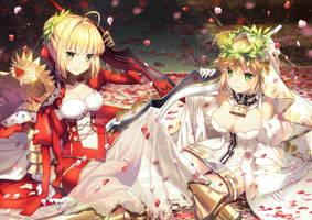 Nero X Nero by Rosuuri
