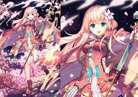 Hiraethia X LilyPichu by Rosuuri
