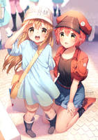 Cells At Work by Rosuuri