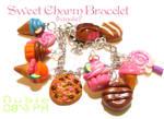 Sweet Charm bracelet remake