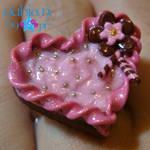 Chocolate Fairy cake ring