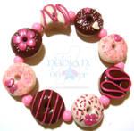 Chocolate, Pink n Vanilla