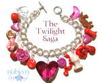 Twilight Saga Charm Bracelet