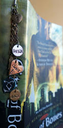 The Mortal Instruments- Book Mark by colourful-blossom