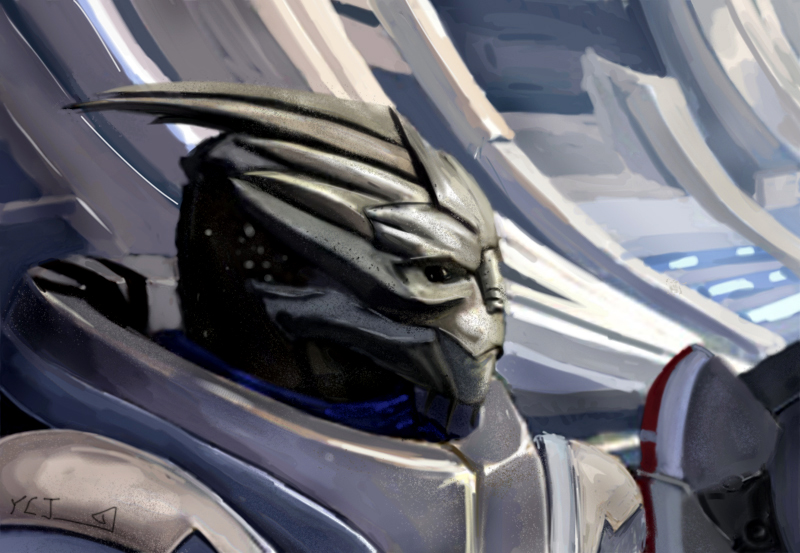 Mass Effect by NZrommel