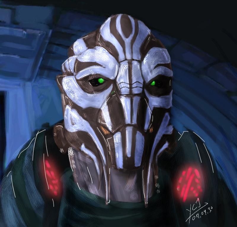 Mass Effect-2 by NZrommel
