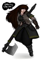 Dwarf by LOH-CHAN