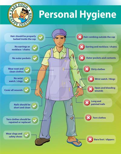 hygiene personal poster deviantart