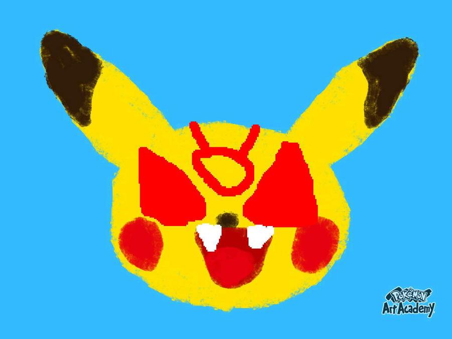 evil pikachu wallpaper - photo #42