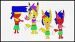 Hula party