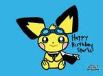 Happy Birthday Sparks