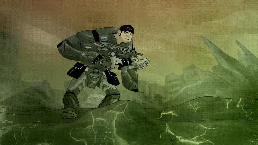 The War Of Gears