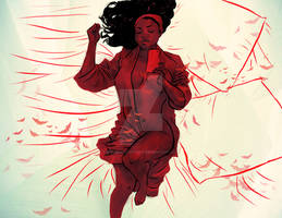 RED Chapter Two - Vanessa Veasley