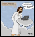 Jesus Got A Myspace