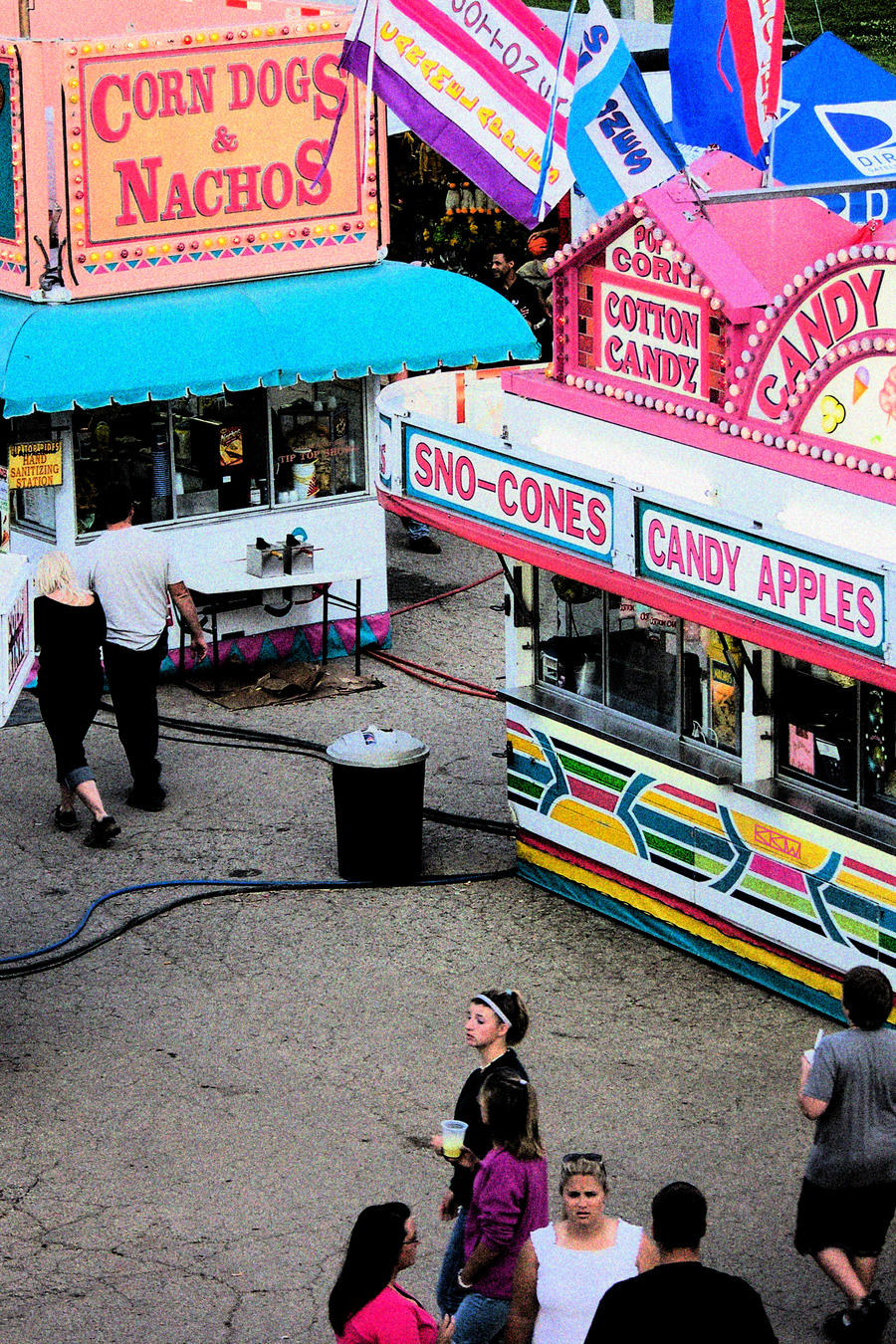 Carnie Concessions by Crigger