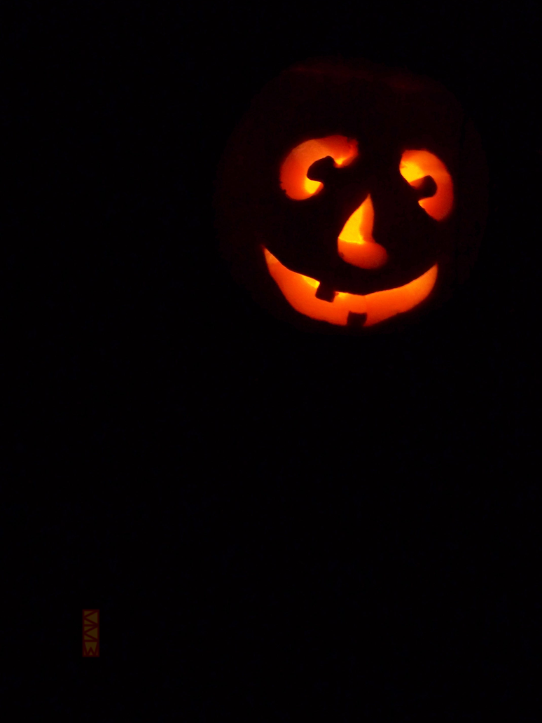 One of the many carved pumpkins I liked at by Crigger