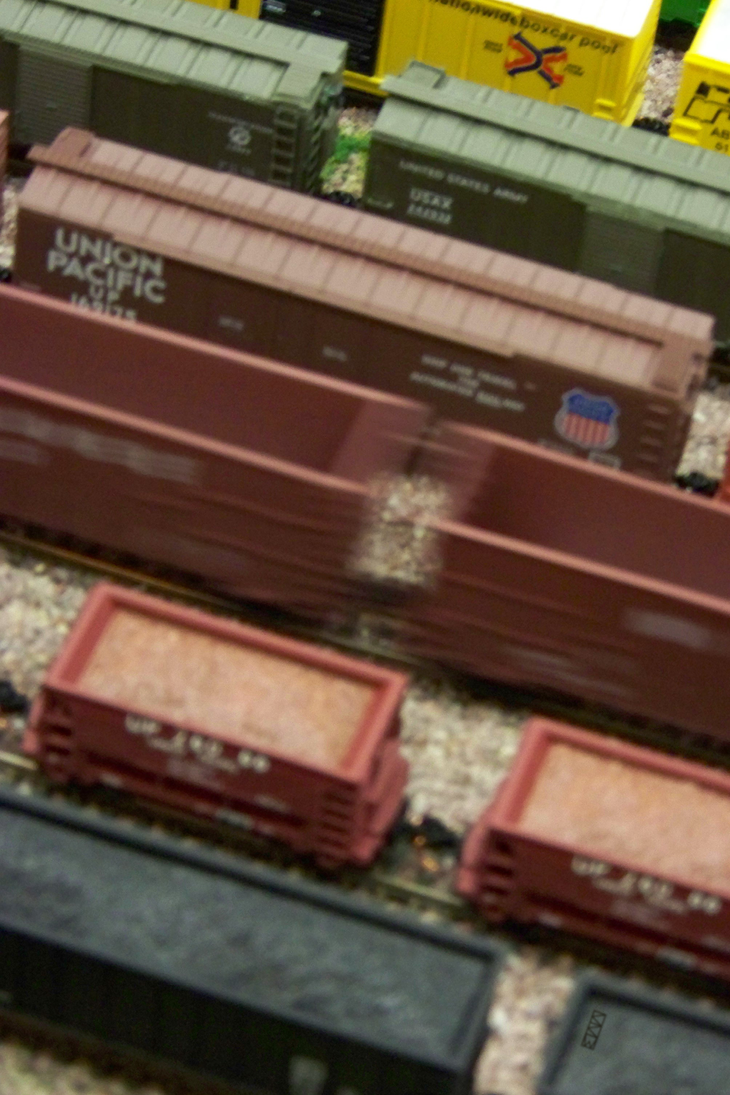 Model Train detail at CWMRsArticRun01/18/2014 3:50 by Crigger