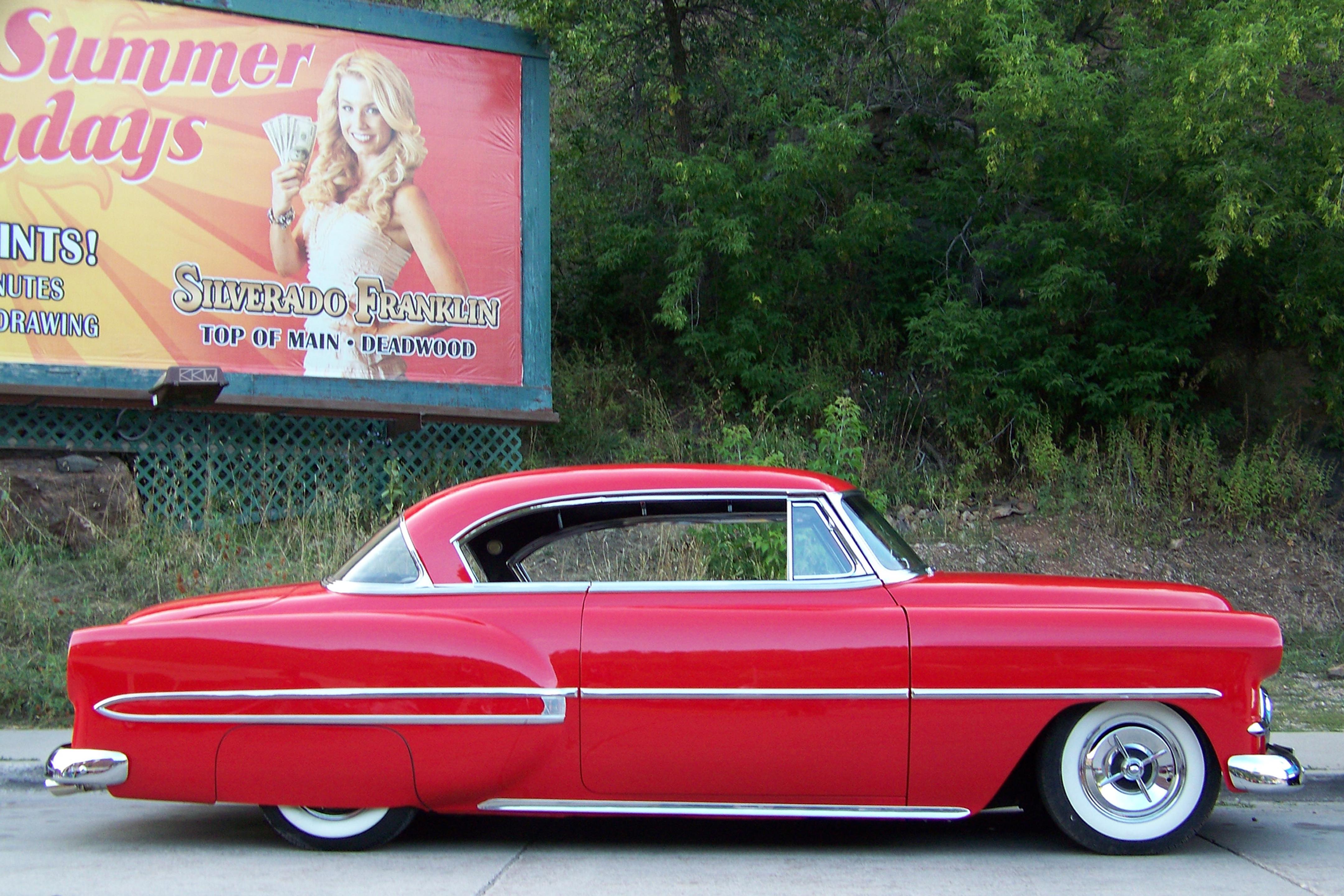 Car at Kool Deadwood Nites, SD 8/23/2013 7:09PM by Crigger
