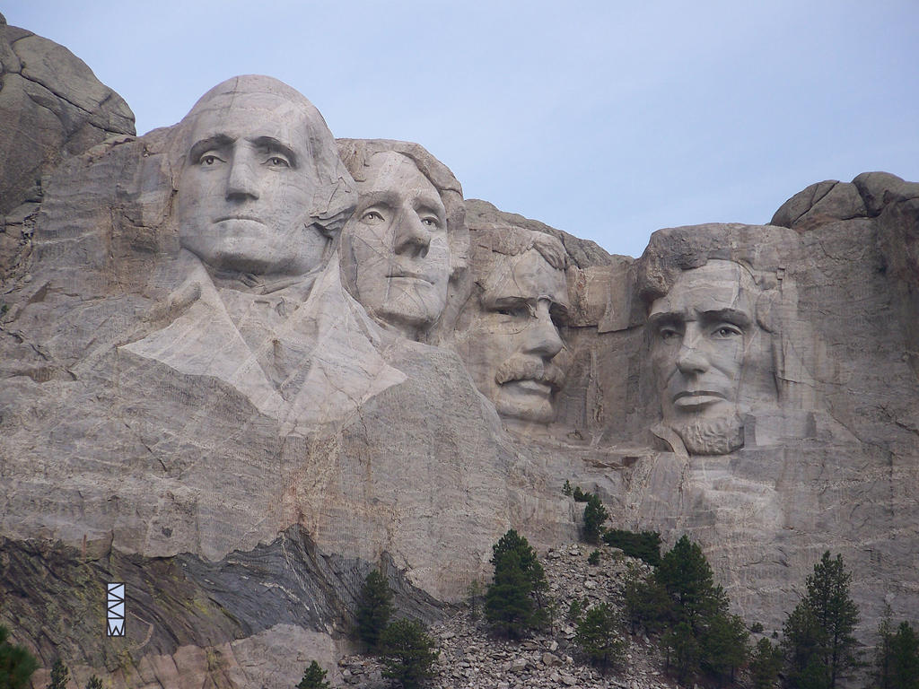 Mount Rushmore, SD, 8/23/2013 09:18AM by Crigger