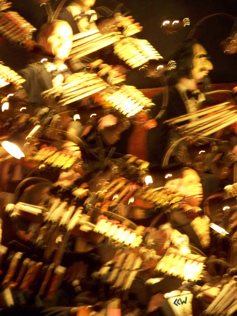Symphonic Cacophony 08/17/2014 5:02PM by Crigger