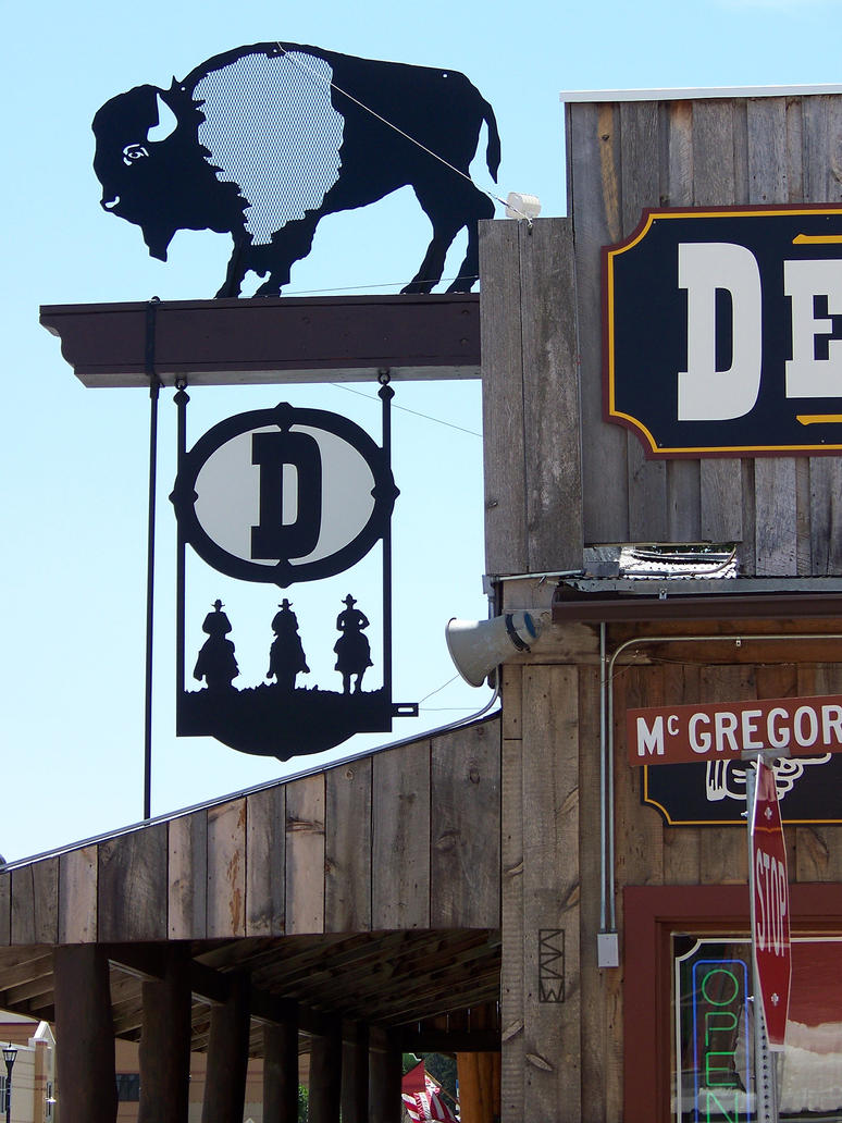 Desperados, Hill City, SD 8/24/2013 1:07PM by Crigger