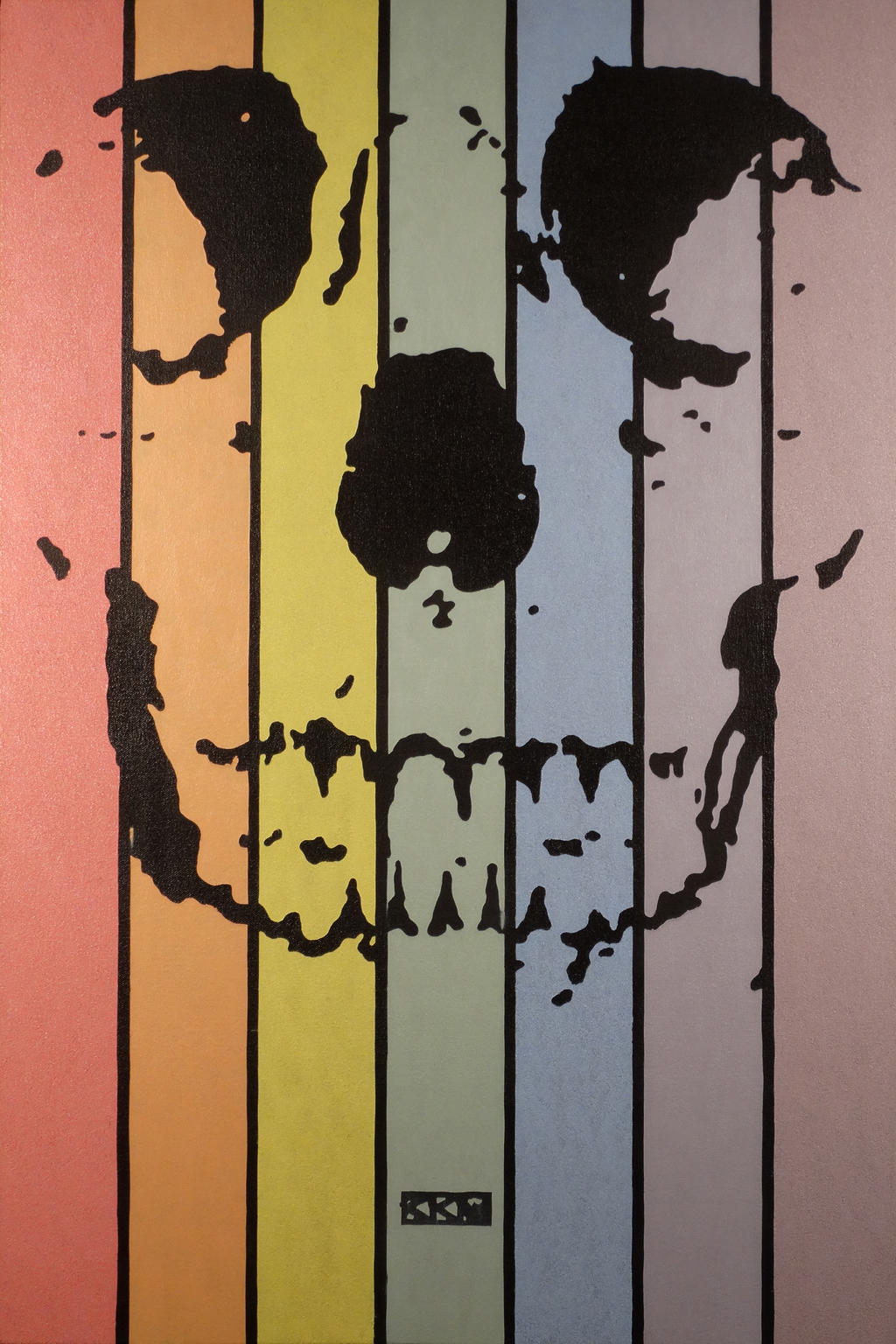 Chromatic Death by Crigger