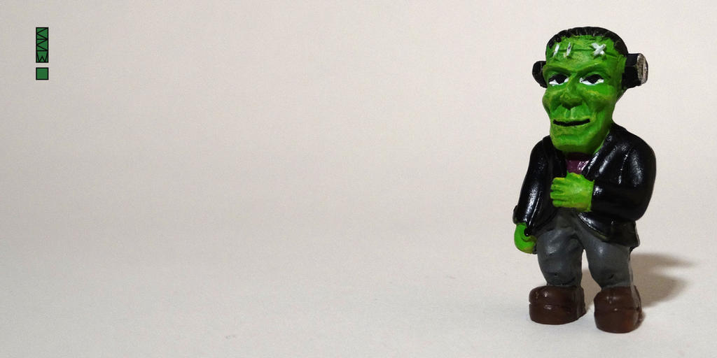 Friendly Frankenstein by Crigger