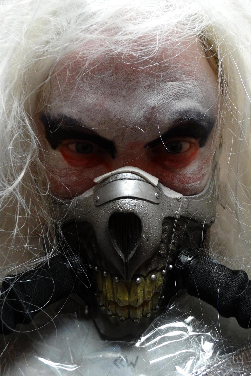 Immortan Joe from Mad Max: Fury Road by Crigger
