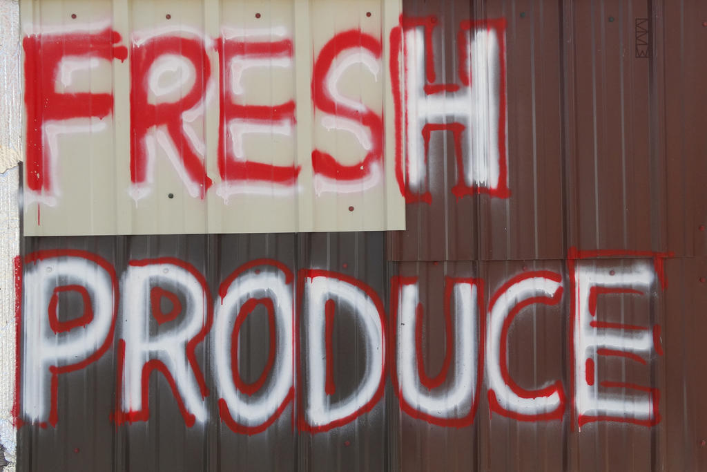 Fresh Produce by Crigger