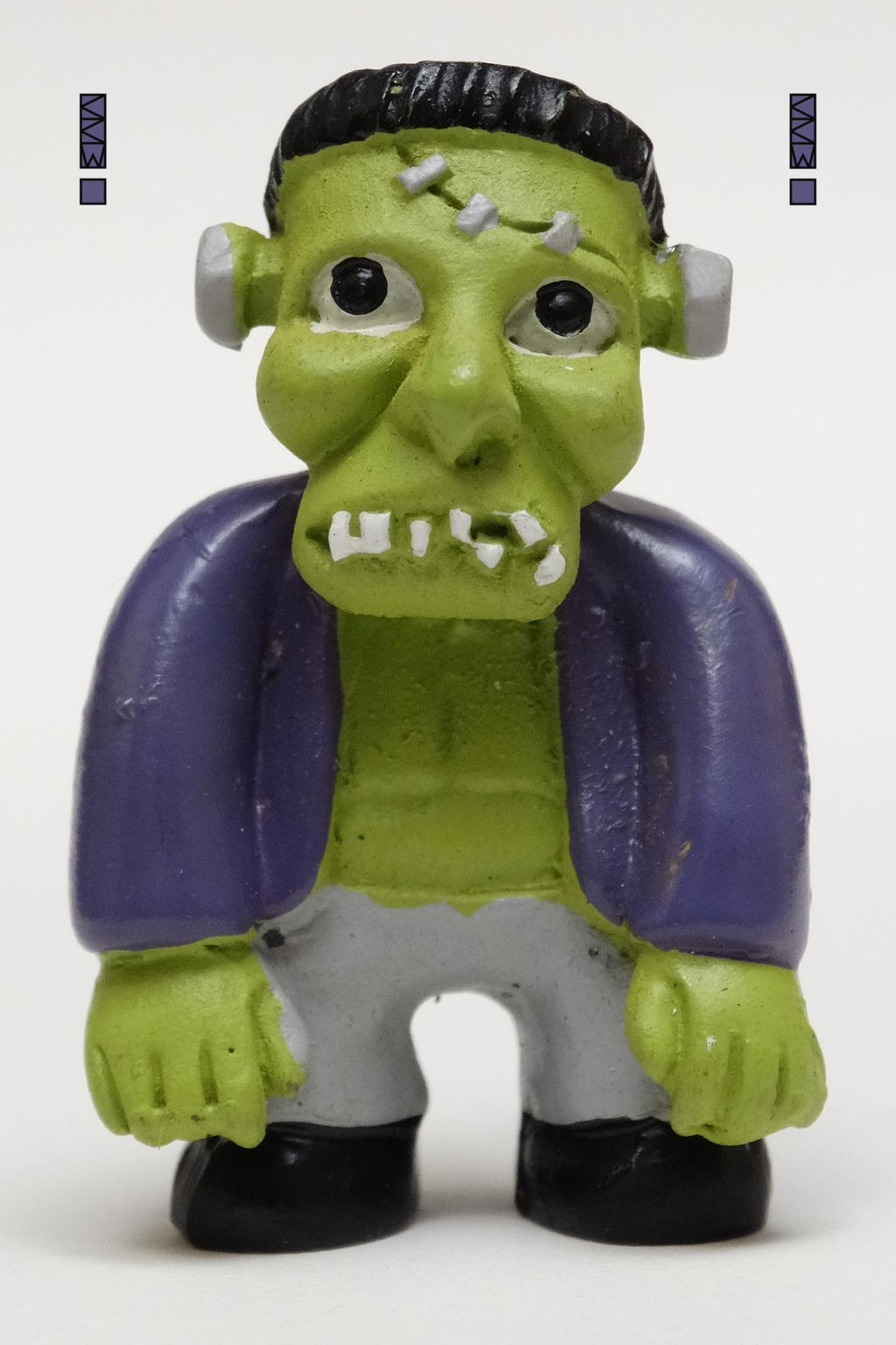 !Frankenstein surprised! by Crigger