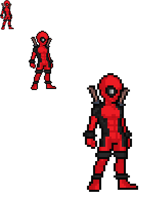 Deadpool by farofeiroman