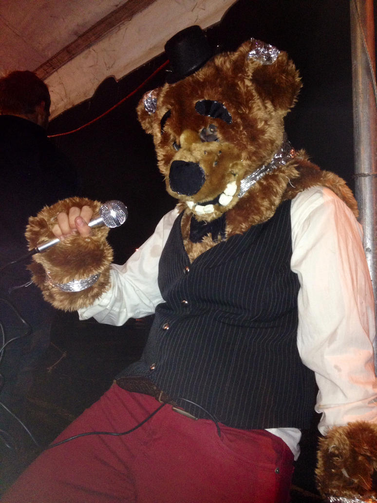 Fnaf cosplay /Halloween costume by wolfphantom21 on DeviantArt