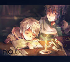No.6- good night by AL-lamp