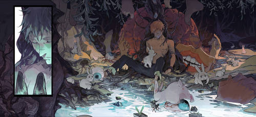 DMMD-the fantastic adventure story of Noiz