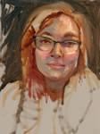 Community-Remains-Oil Portrait-Number-01