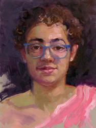 Community-Remains-Oil Portrait-Number-10
