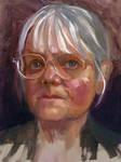 Community-Remains-Oil Portrait-Number-41