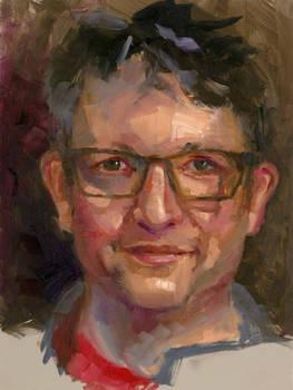 Community-Remains-Oil Portrait-Number-42