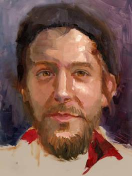 Community-Remains-Oil Portrait-Number-49