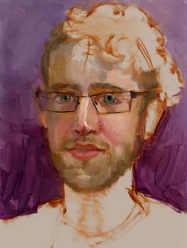 Community-Remains-Oil Portrait-Number-51