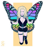 Mariposa by Bound-to-please