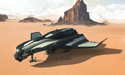 Albatross Spaceship Thrust Challence Winner