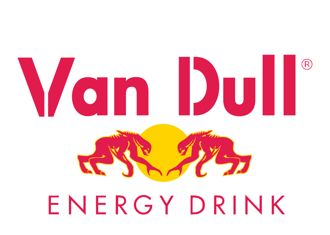Van Dull Energy Drink Logo by n-a-i-m-a on DeviantArt