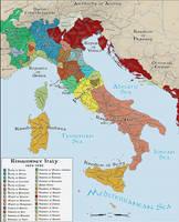 Renaissence Italy by n-a-i-m-a