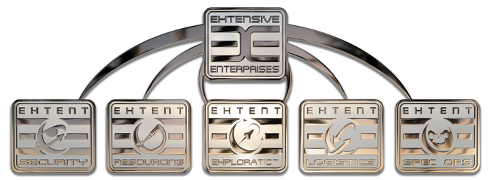 Extensive Enterprises Org logos