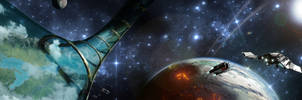 Ringworld Dystopian Space Extended