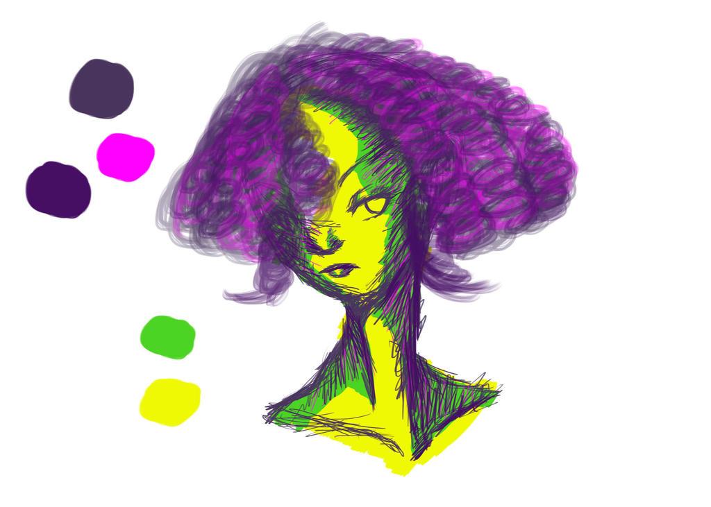 Color Experiment by DonnelliaIizsilent
